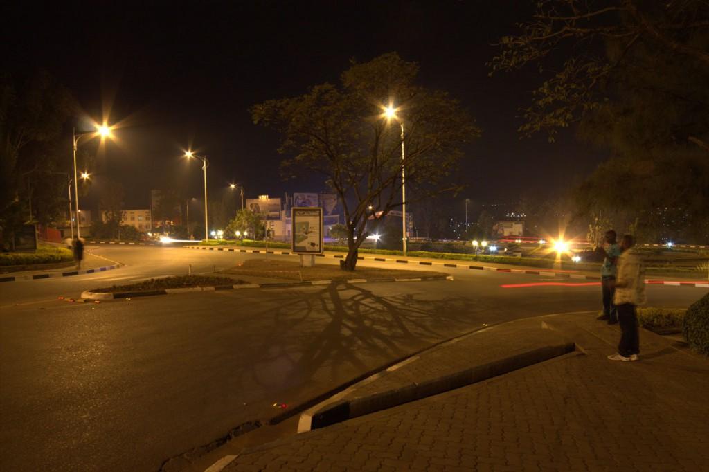 Kigali die Hauptstadt Ruandas