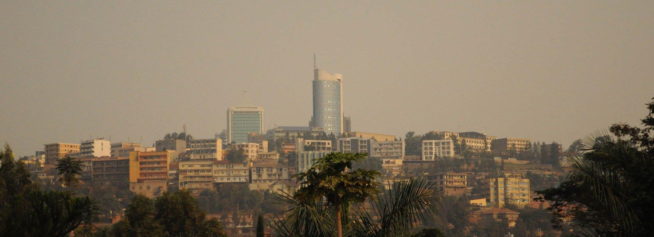 Die Hauptstadt Ruandas: Völkermord-Museum in Kigali 1
