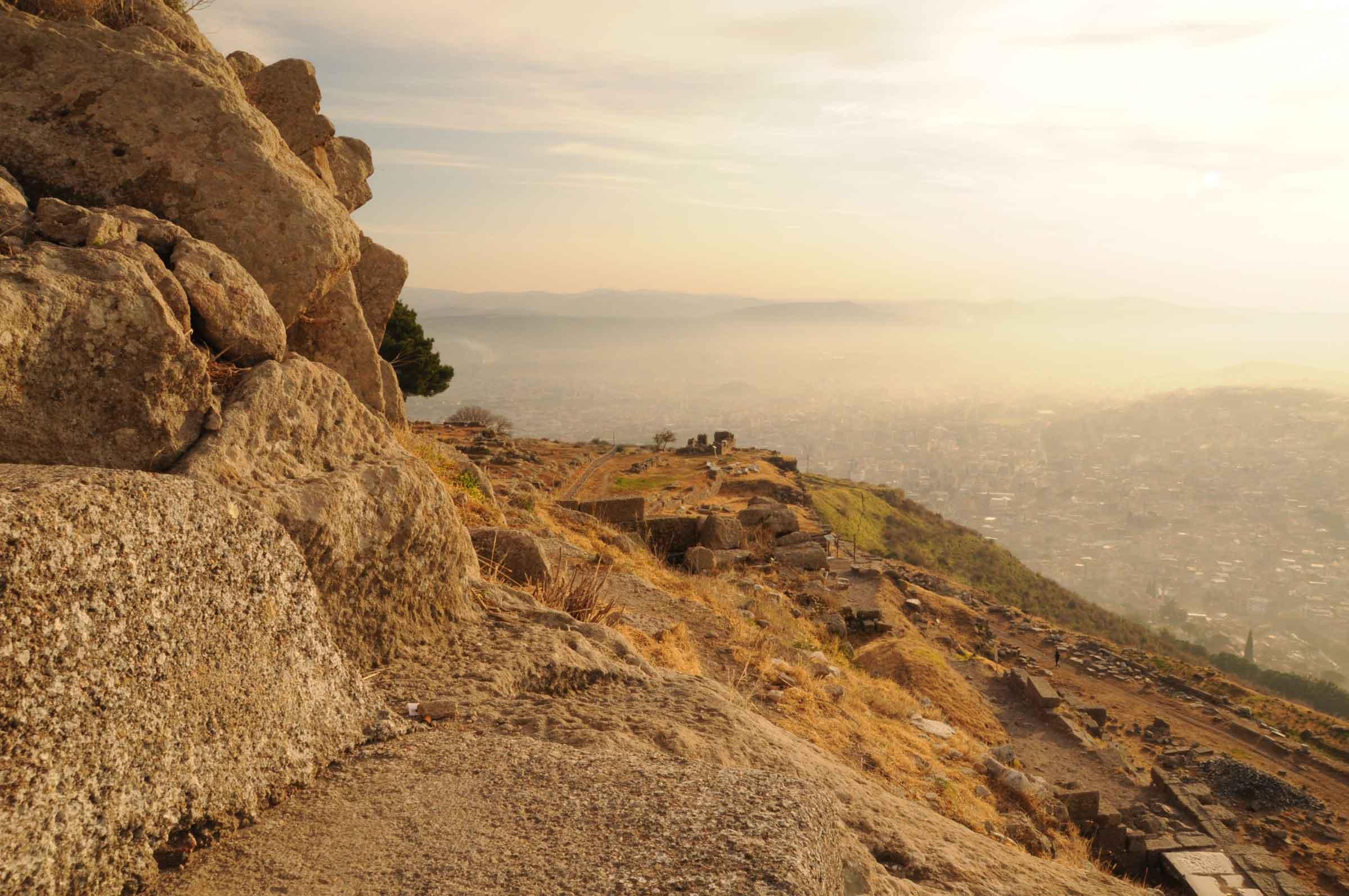 Ephesos und Pergamon in der Türkei 1