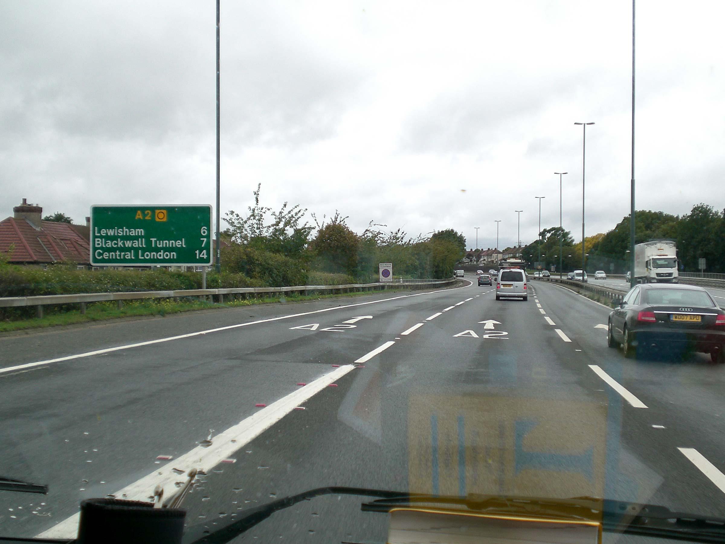 Mit dem Auto von Berlin nach Schottland 2