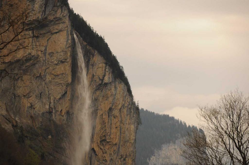 Lauterbrunnental im schweizer Berner Oberland