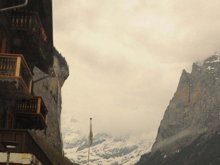 Lauterbrunnental imschweizer Berner Oberland