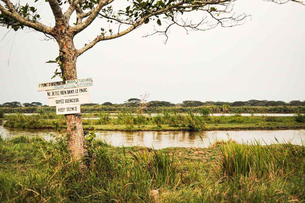 Natur am Tanganjikasee