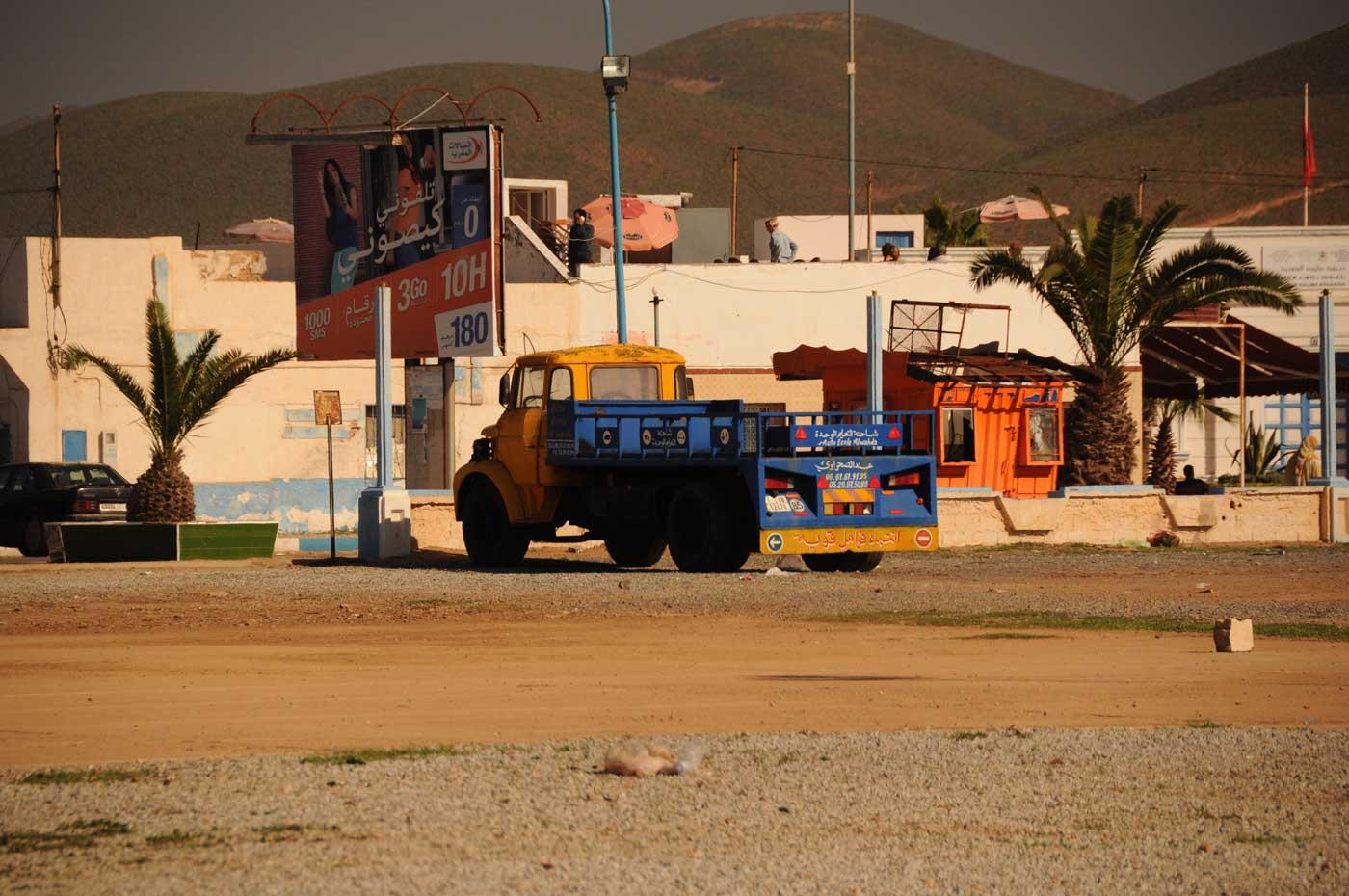 Sidi Ifni Reisebericht