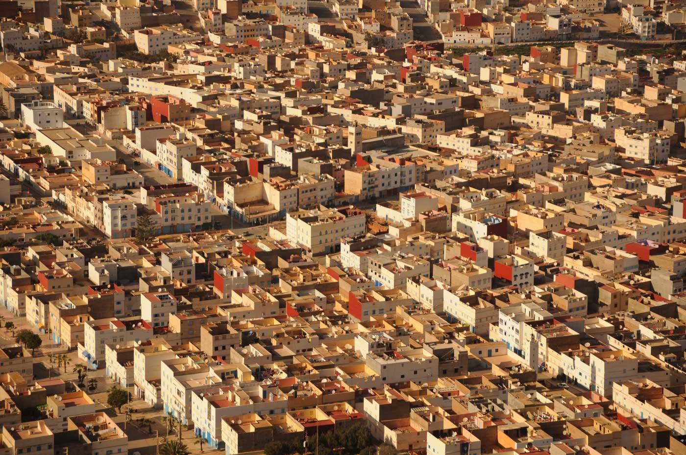 Sidi Ifni im Südwesten Marokkos
