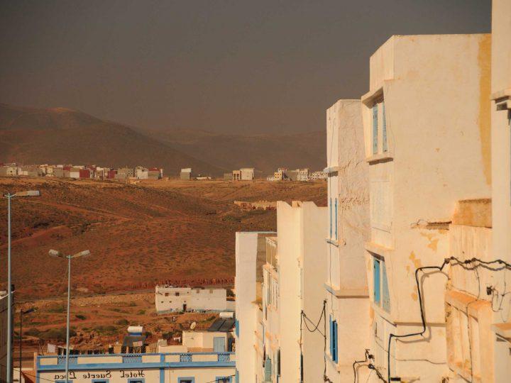Sidi Ifni in Marokko