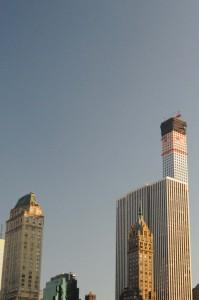 Zweithöchster Wolkenkratzer von New York