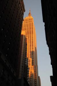 Dritthöchster Wolkenkratzer von New York