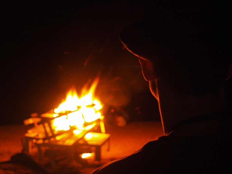 Feuer in Burundi