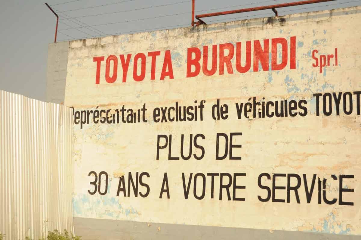 Burundi: Bujumbura