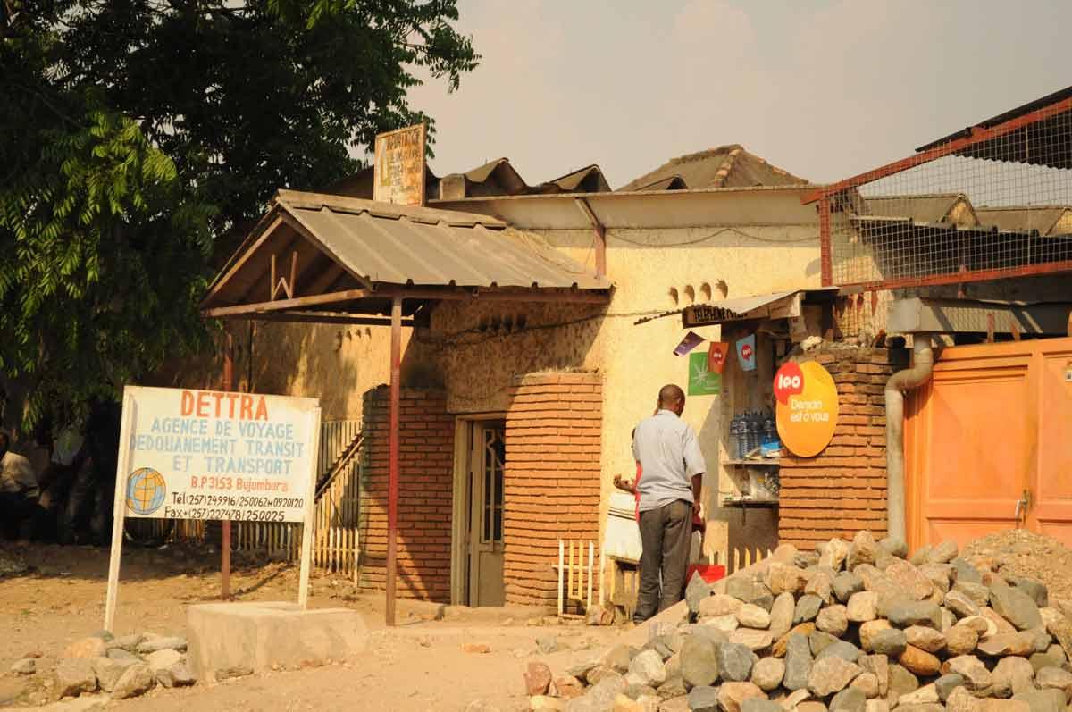 Burundi: Shops in Bujumbura