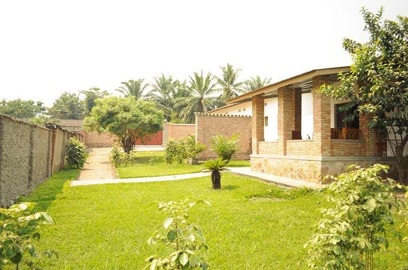 Garten in Burundi