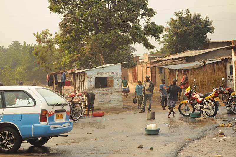 Leben in Burundi