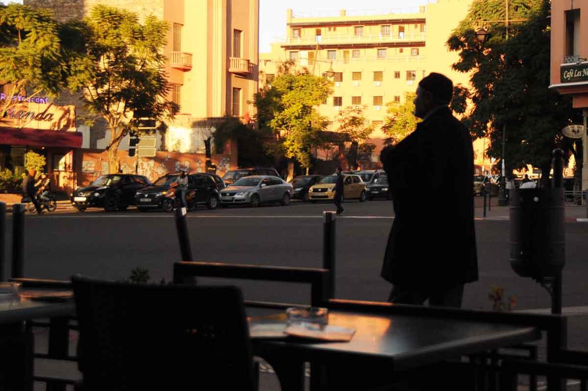 Marrakesch Café Grand Atlas