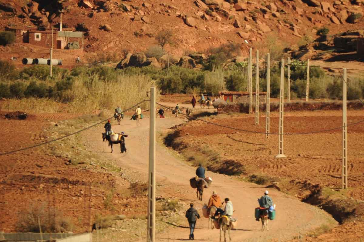 Von Marrakesch nach Sidi Ifni