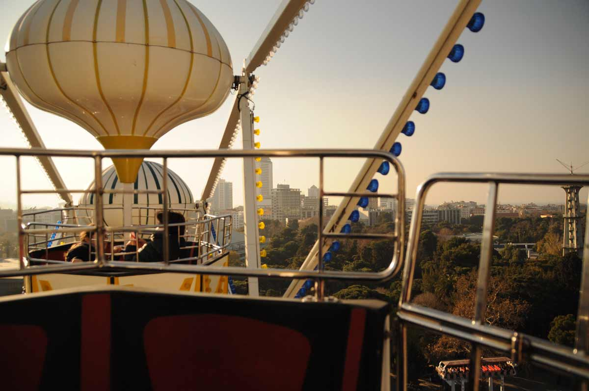Der Lunapark von Izmir