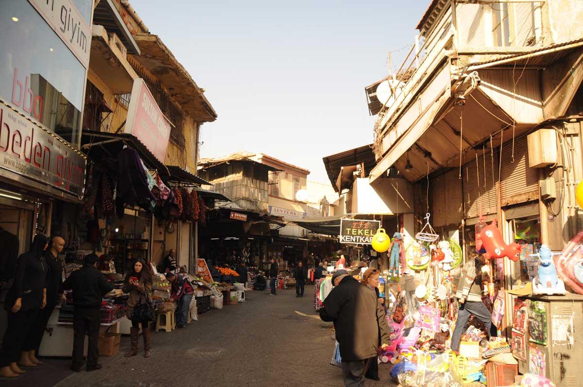 Basar in Izmir