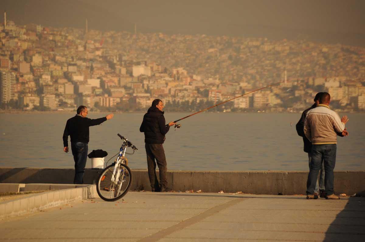 Strand in Izmir