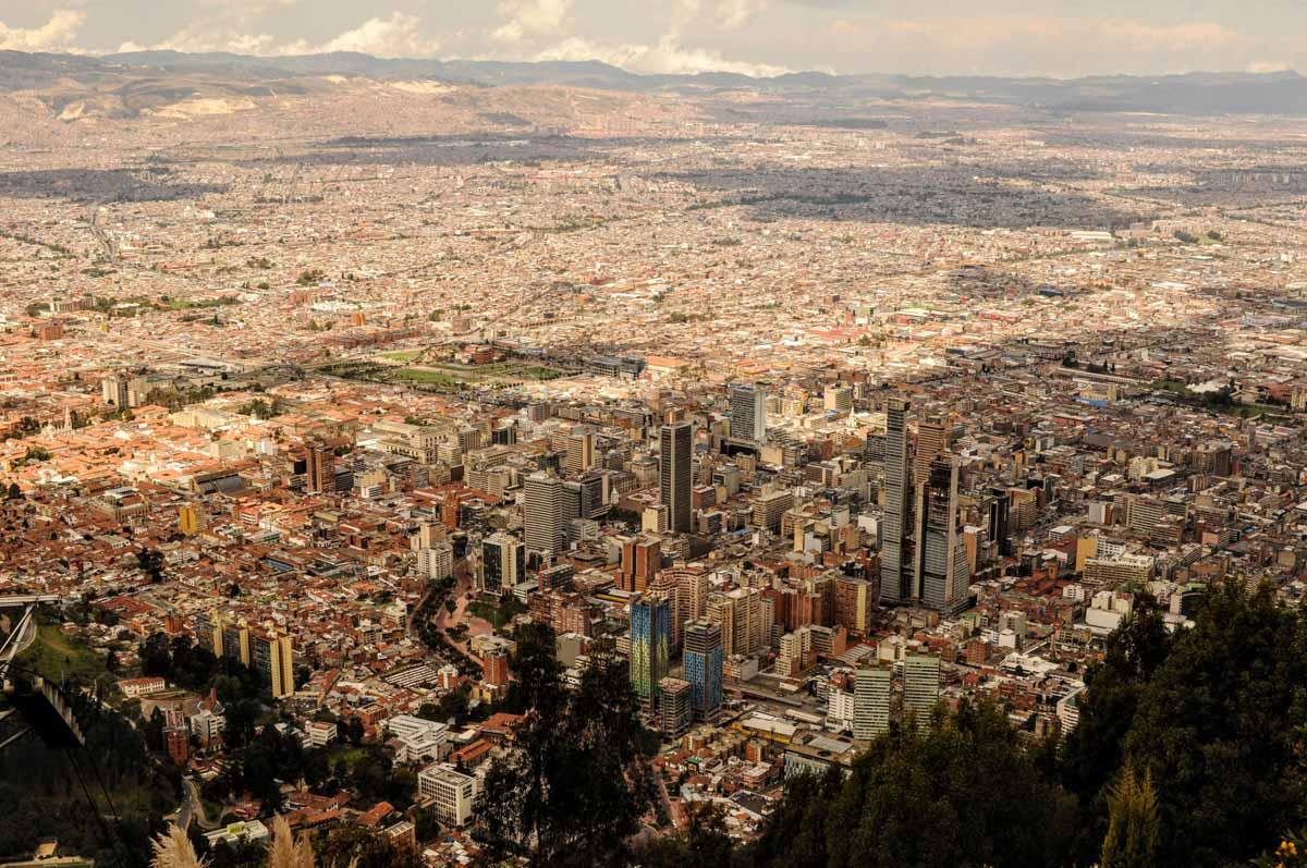 Monserrate in Bogotá
