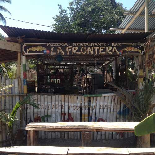 Pizzeria La Frontera Palomino