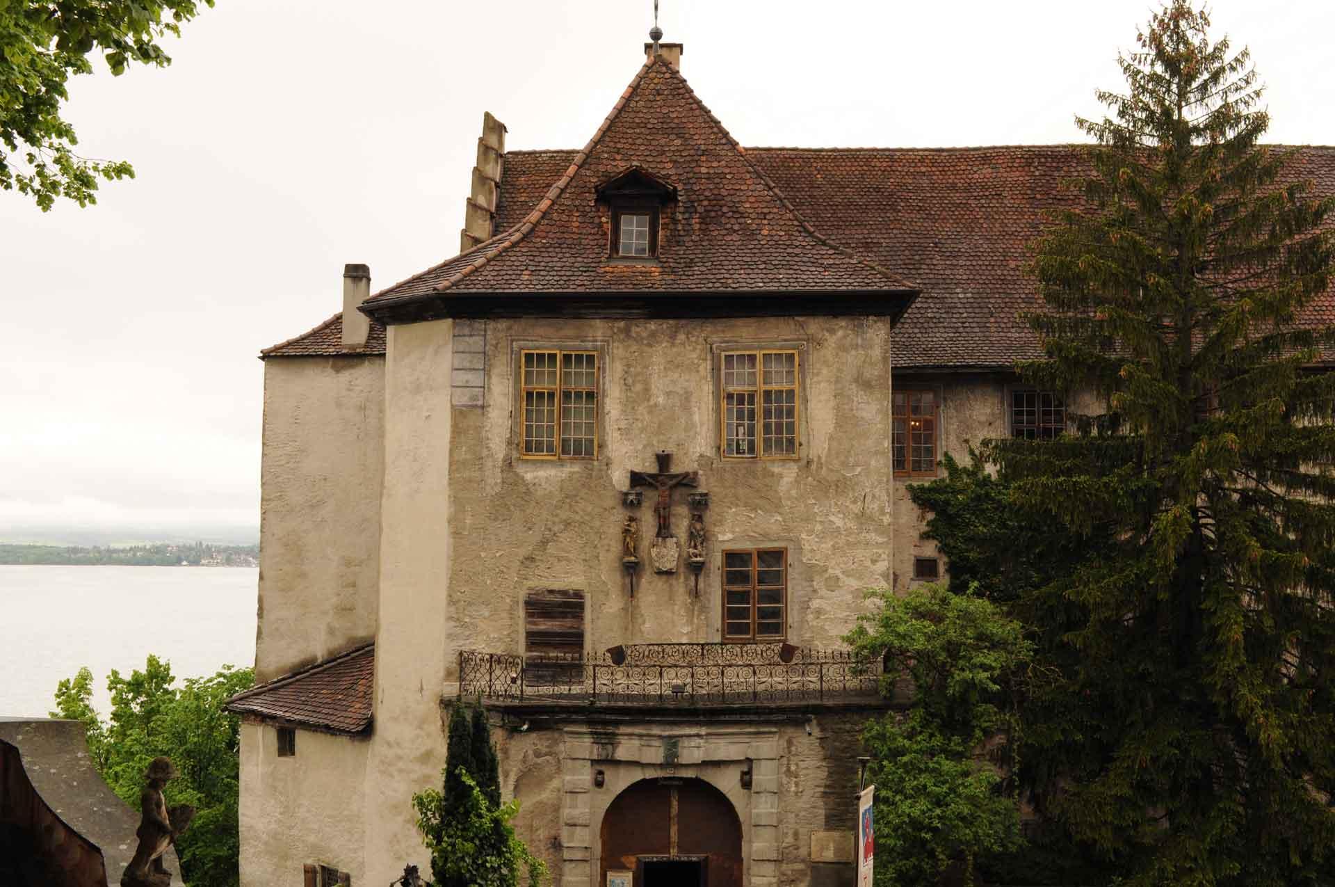 Die 1.400 Jahre alte Burg Meersburg - Die beste Ritterburg 1