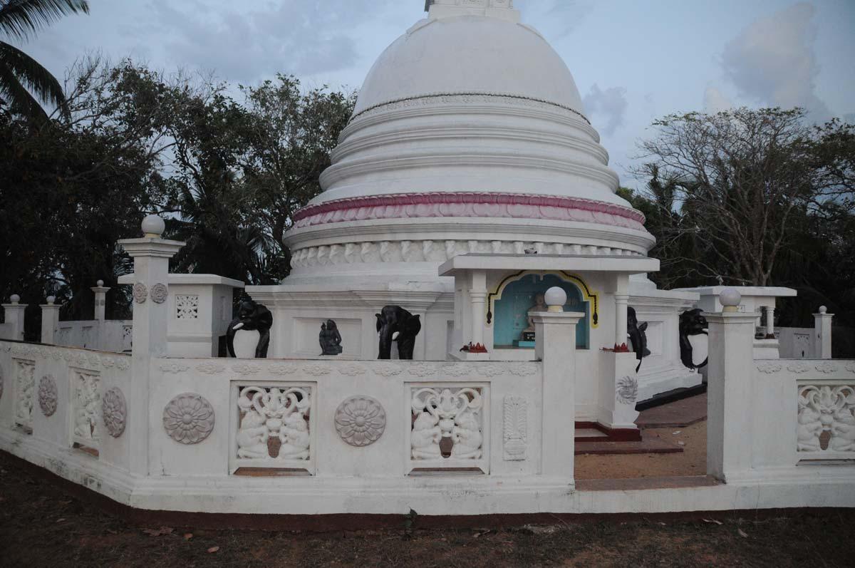 Mirissa in Sri Lanka