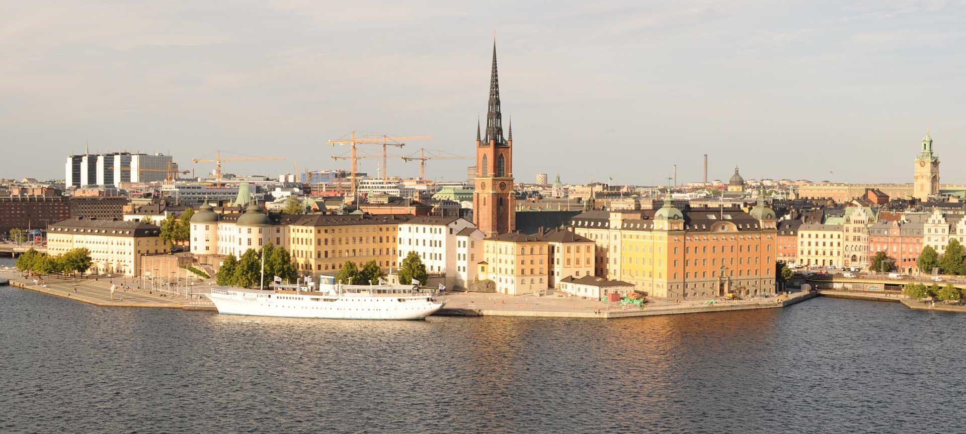 Der Monteliusvägen in Stockholm 4