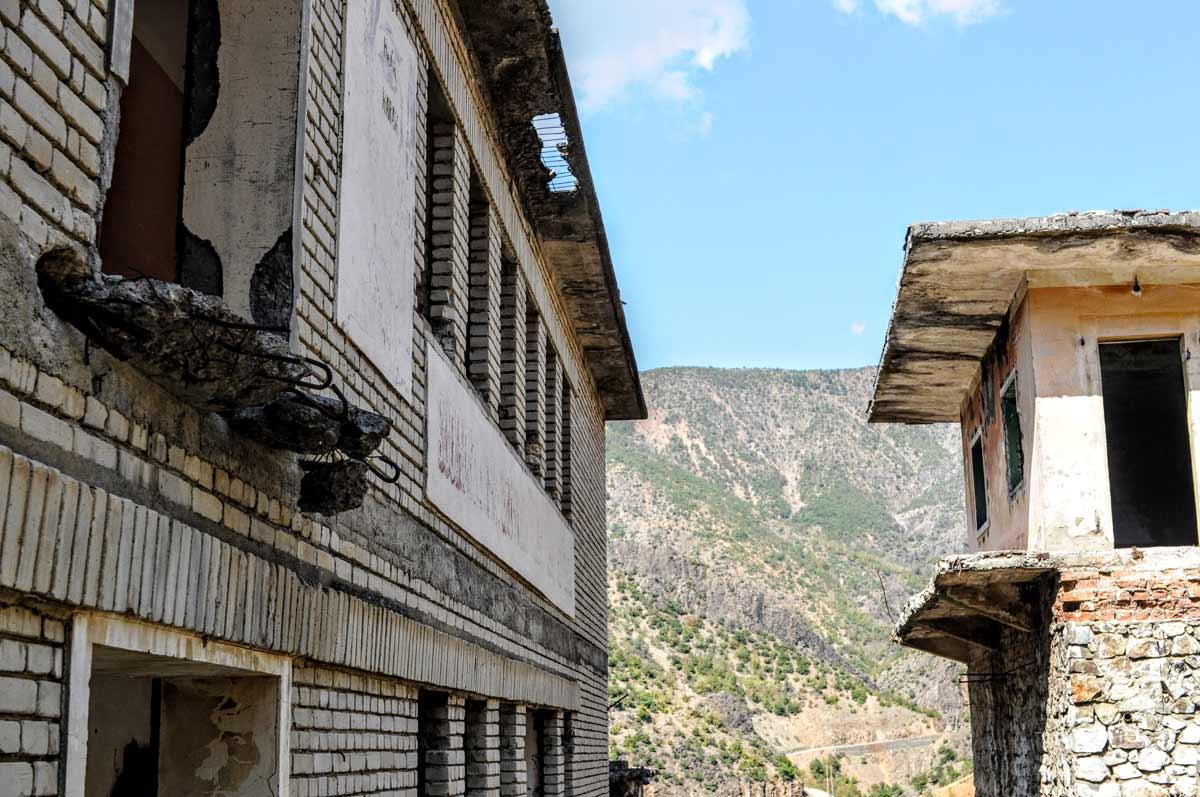 Gefängnis Spac in Albanien