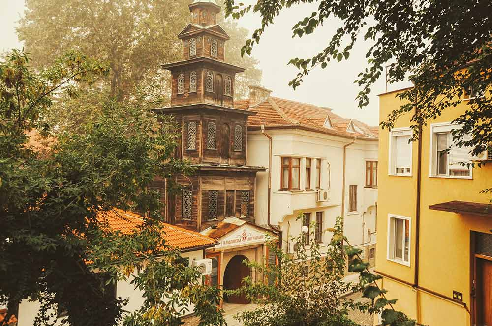 Architektur in Bulgarien