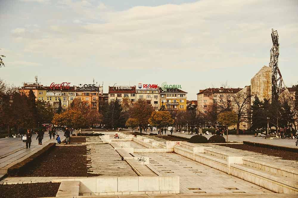 Bulgariens Hauptstadt