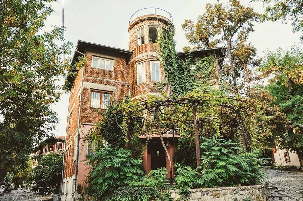 Haus in Plowdiw in Bulgarien