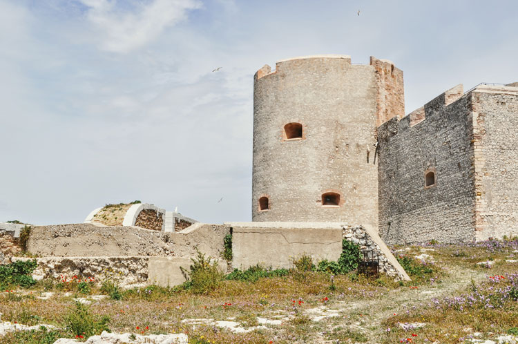 Das Château d'If