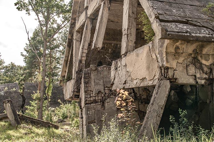 Der Maybach-Bunker sieht aus wie ein Haus