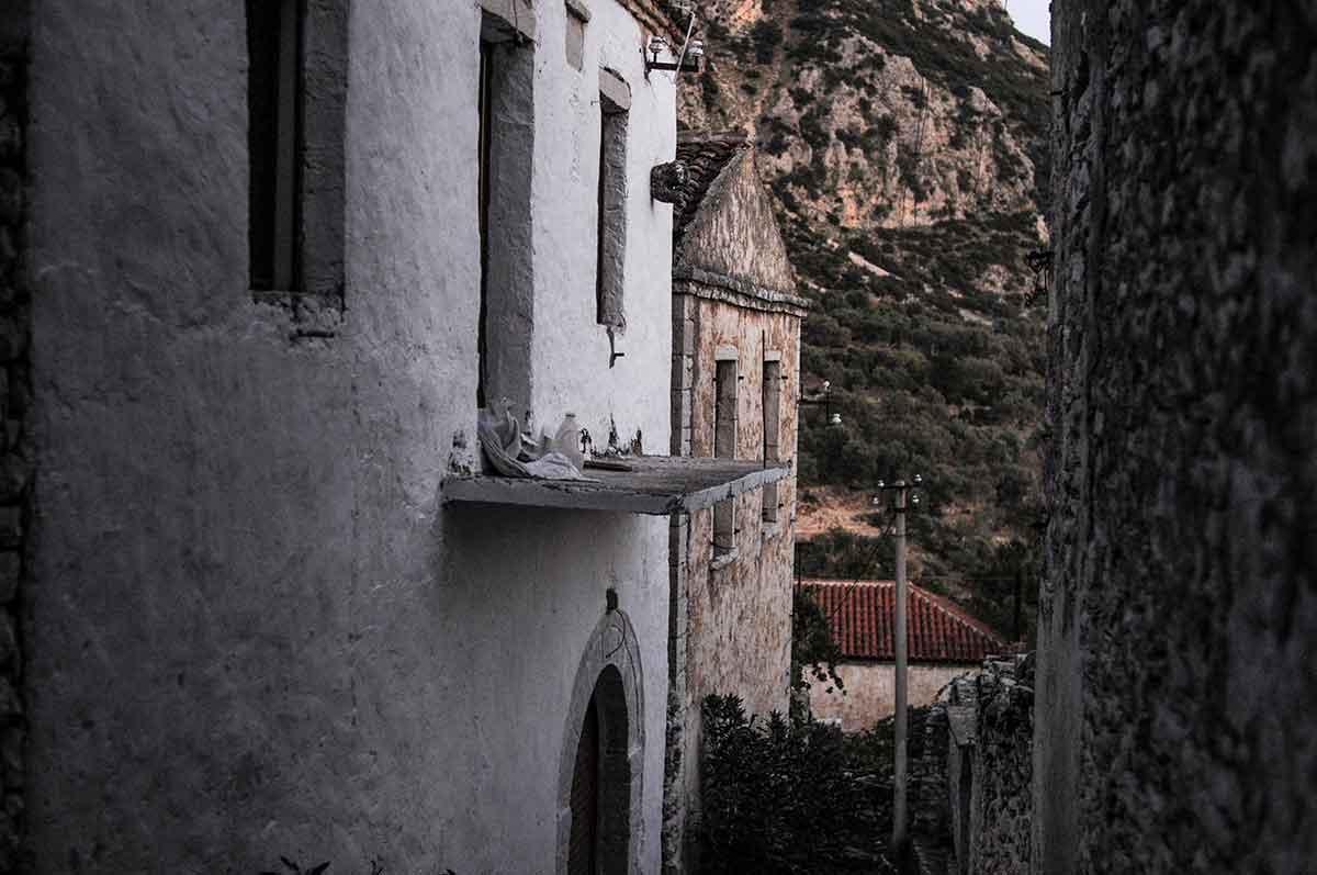 Geisterstadt von Qeparo