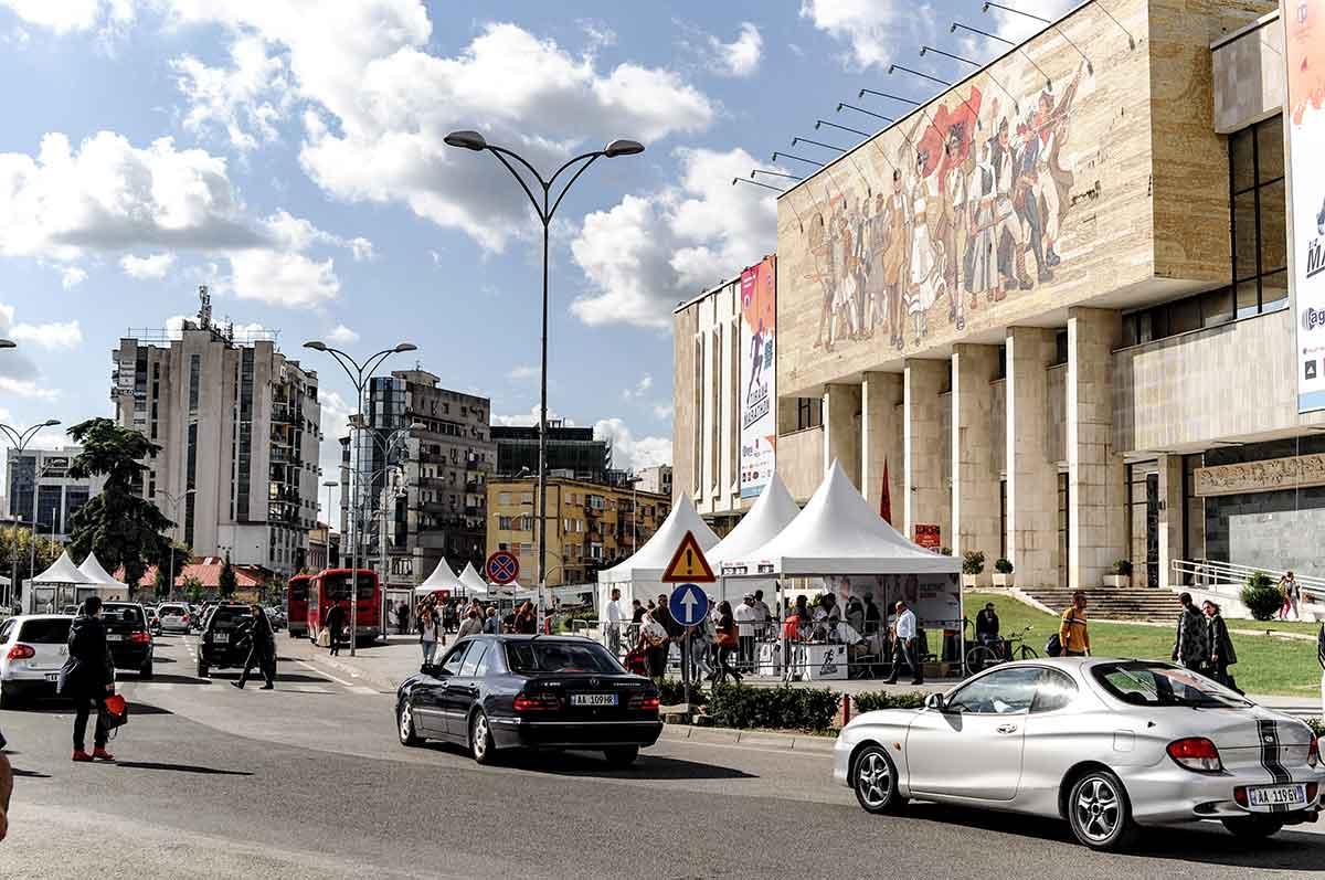 Nationalmuseum Tirana