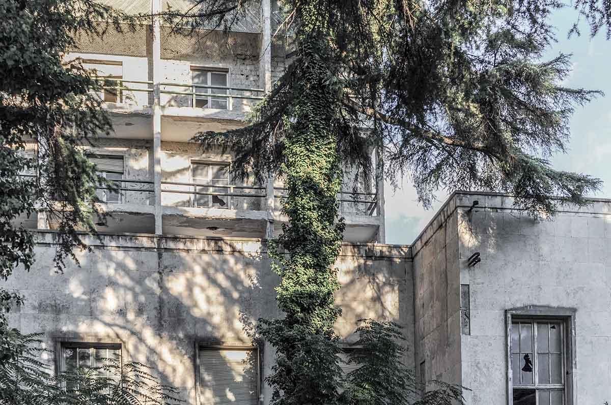 Hotel Dajti in Tirana