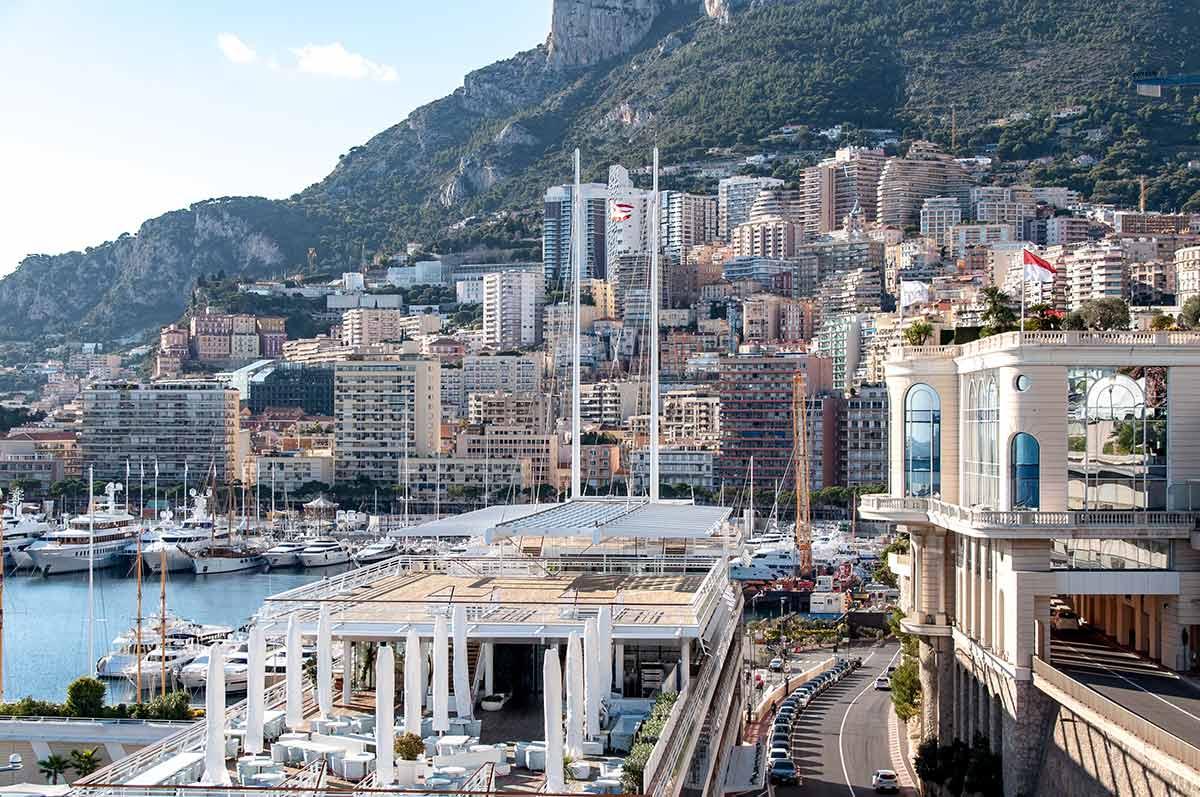 Monte-Carlo in Monaco