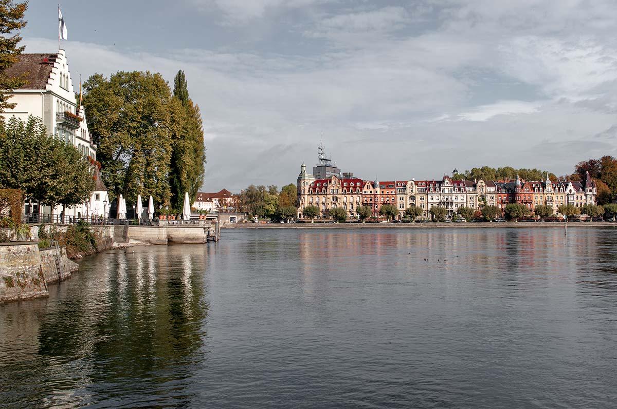 Ansicht von Konstanz